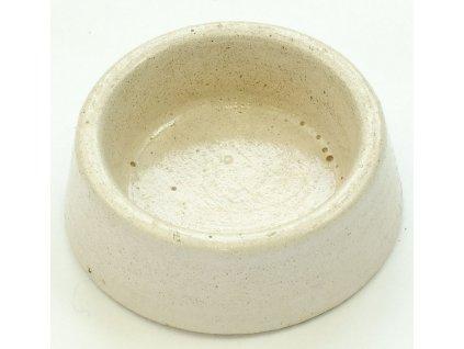 Miska beton kulatá č.25 Bemi prům. 70 x 23 mm