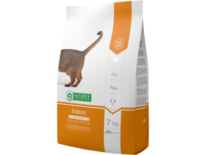 Nature's Protection Cat Dry Indoor 2 kg