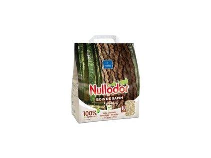 Podestýlka cat Nullodor dřevo 10L 3,4kg