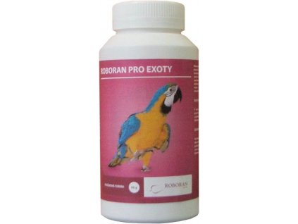 Roboran pro exoty plv 100 g
