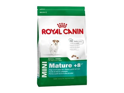 Royal Canin Canine Adult 8+ Mini 800 g