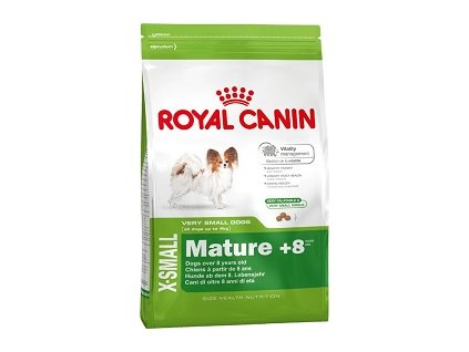 Royal Canin Canine Adult 8+ X Small 500 g
