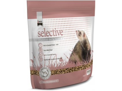 Supreme Science®Selective Ferret Fretka 2 kg