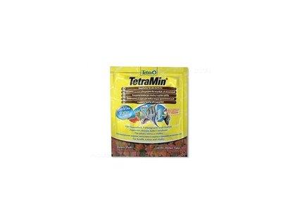 Tetra Min okrasné ryby vločky 12 g