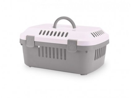 Transp. Box hlod. plast šedý Nobby 48,5 x 33 x 23,5 cm
