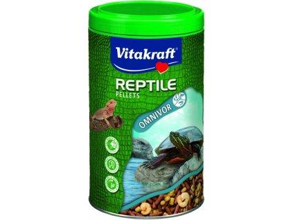 Vitakraft Reptile Pellets vodní želva 1000 ml