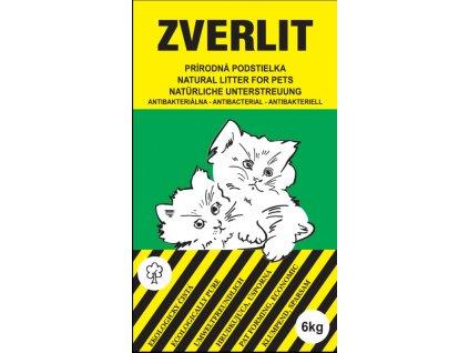 Podestýlka Cat Zverlit zelená 6 kg