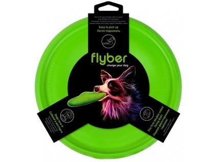 Collar hračka Letající disk Flyber pěnová guma