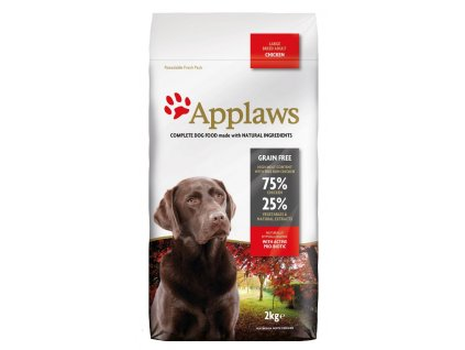 Applaws Adult Large Breed Chicken 2 kg