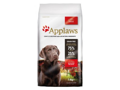 Applaws Adult Large Breed Chicken 7,5 kg