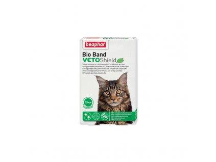 Beaphar Bio Band obojek pro kočky 35 cm