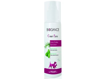 Biogance Clean ears čistič uší 100 ml