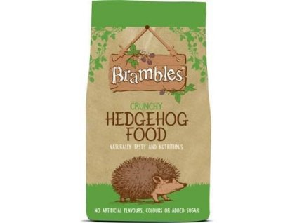 Brambles Hedgehog krmivo pro ježky, granule 900g