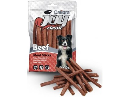 Calibra Joy Classic Beef Sticks 100 g