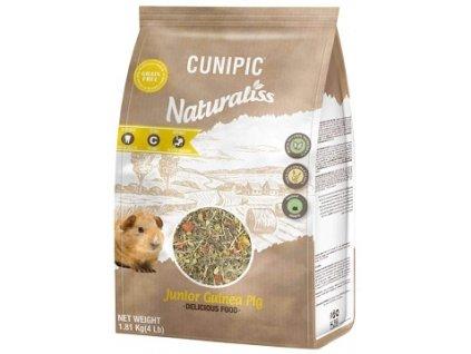 Cunipic Naturaliss Junior Guinea Pig pro mladá morčata 1,81 kg
