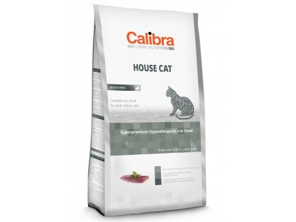 Calibra Cat EN House Cat NOVÝ 2 kg