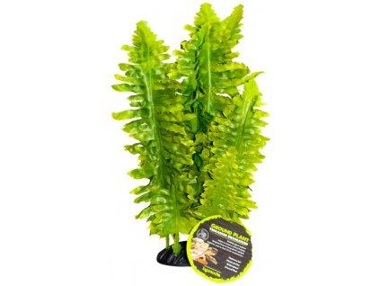 Dekorace umělá rostlina kapradí Komodo 25cm