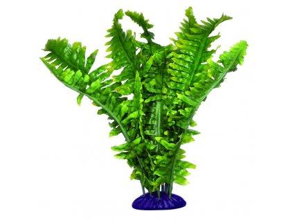 Dekorace umělá rostlina kapradí Komodo 36cm