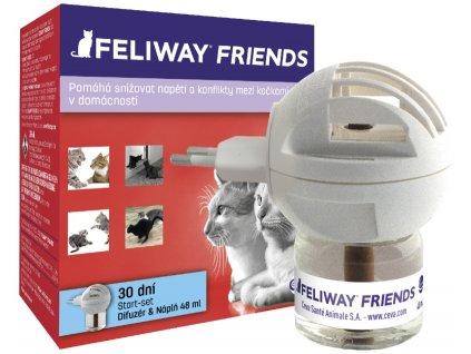 Feliway friends difuzér+náplň 48ml