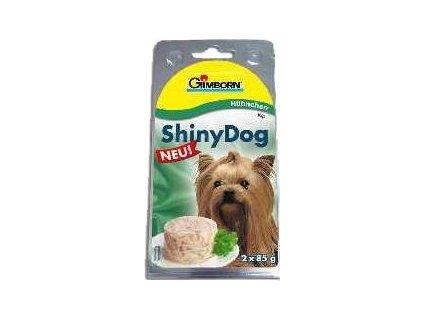 Gimborn Shiny dog konz. kuře 2 x 85 g