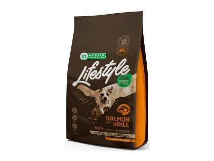 Nature's Protection Lifestyle Grain Free Junior 1,5 kg