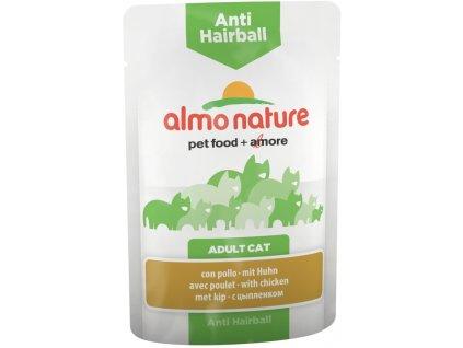 Almo Nature Daily Menu Functional Anti Hairball kuře 70 g