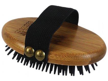 Bamboo Groom hřeben masážní