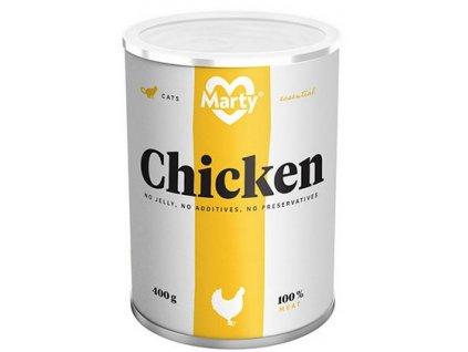 Marty Essential kuře 400 g