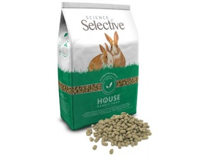 Supreme Science®Selective House Rabbit králík 1,5kg