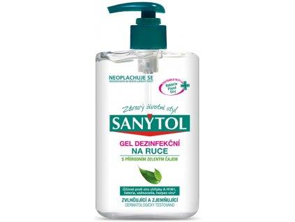 Sanytol dezinfekční gel na ruce 250m