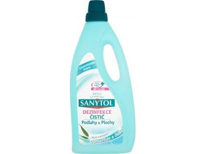 Sanytol dezinfekce univer. čistič eukalypt podlahy