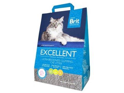 Podestýlka Brit Fresh Excellent Ultra Bentonite 10 kg