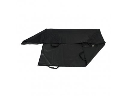 Samohýl Exclusive autopotah s bočnicemi nylon černý 50 × 50 × 50 cm