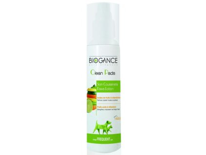 Biogance Clean pads ochraný spray tlapek 100 ml