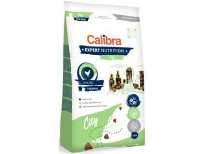 Calibra Dog EN City 2 kg