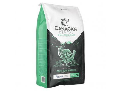 Canagan Dog Dry Small Breed Dental 2 kg