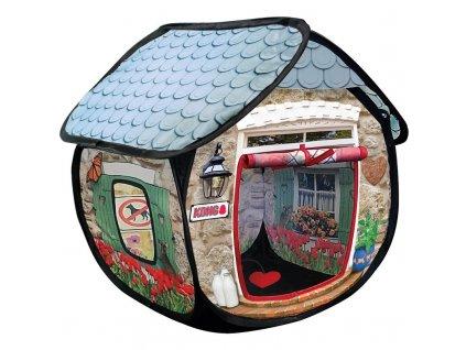 KONG PlaySpaces Bungalow domek pro kočky
