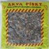 Písek akvarijní Akva č.10 přírodní 3 kg 4 6 mm