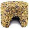 HamStake Domek bylinkový s květy velký 22x18cm, díra 7,5cm