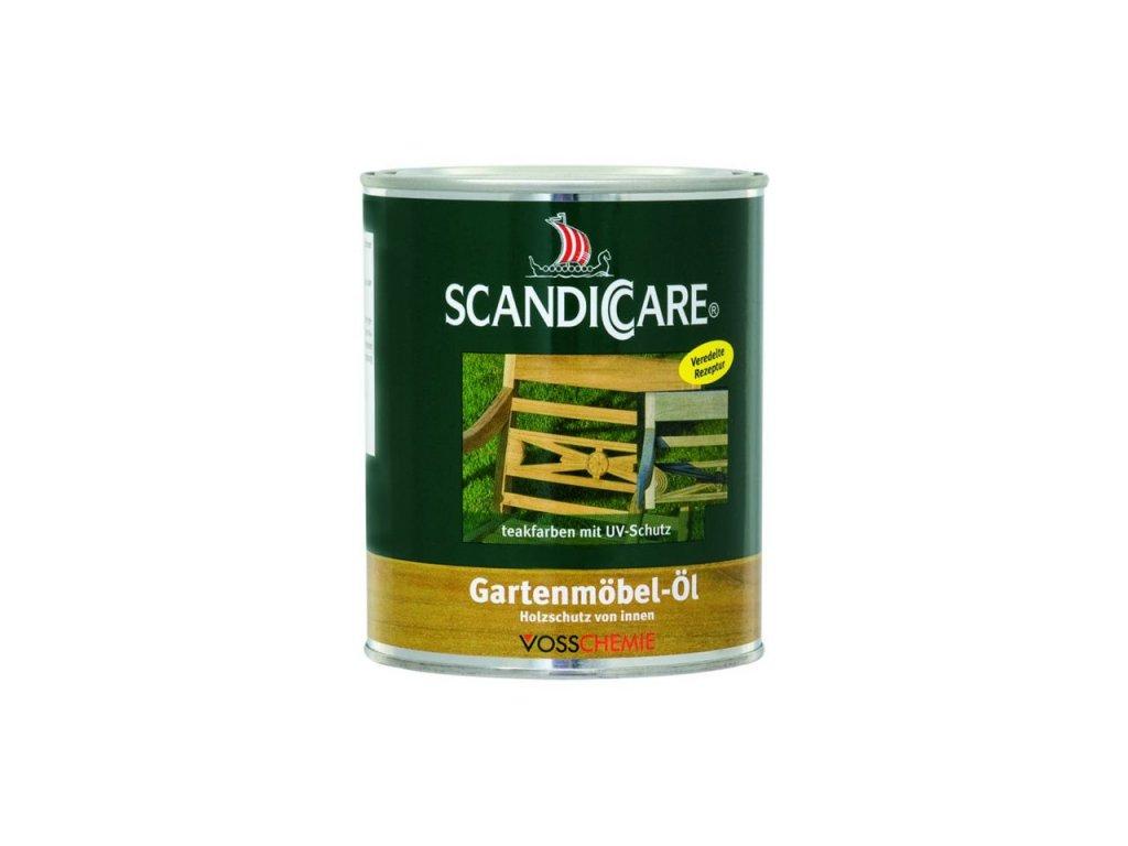 Jarní sleva olejů Scandiccare