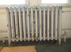 Jak na nátěr starého radiátoru?