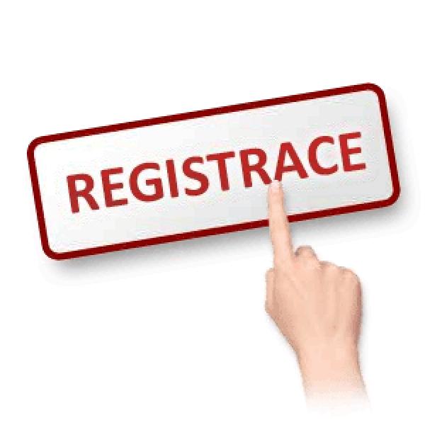 Výhody registrace