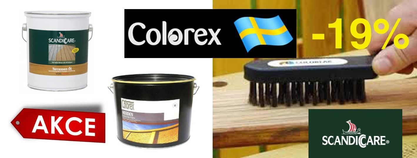 Akce COLOREX