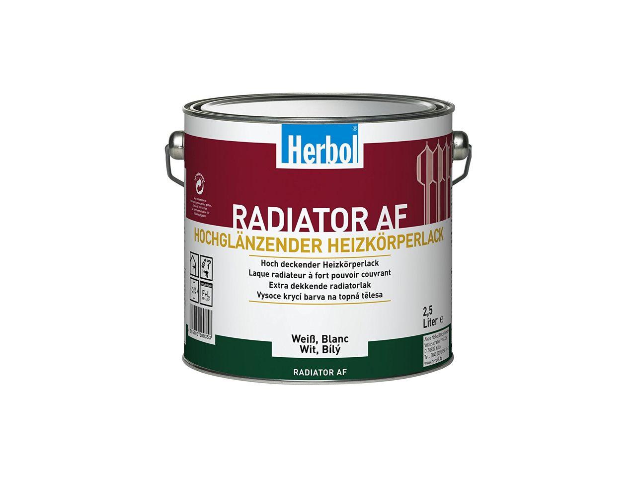 Rozpouštědlové barvy na radiátory