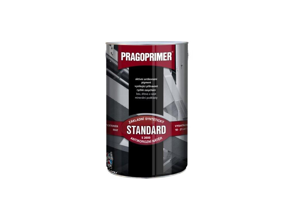 Pragoprimer S2000/0840 červenohnědý 0,6 l