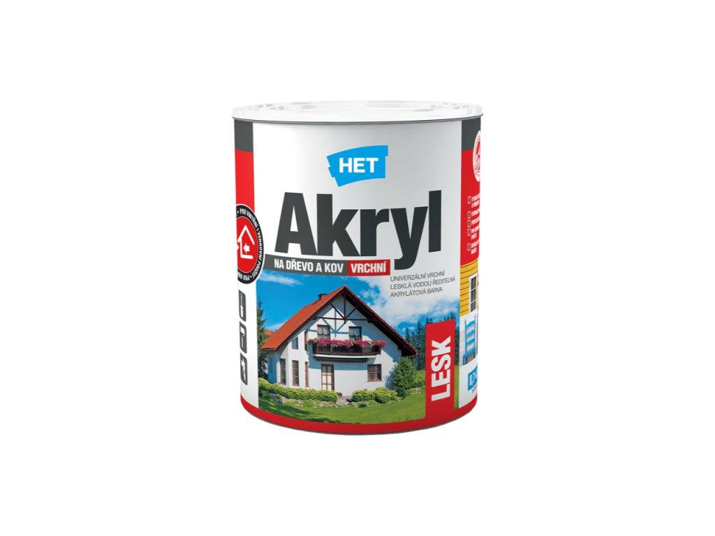 Akryl lesk 0,7 kg