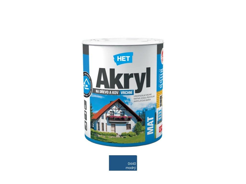 Het Akryl MAT 0440