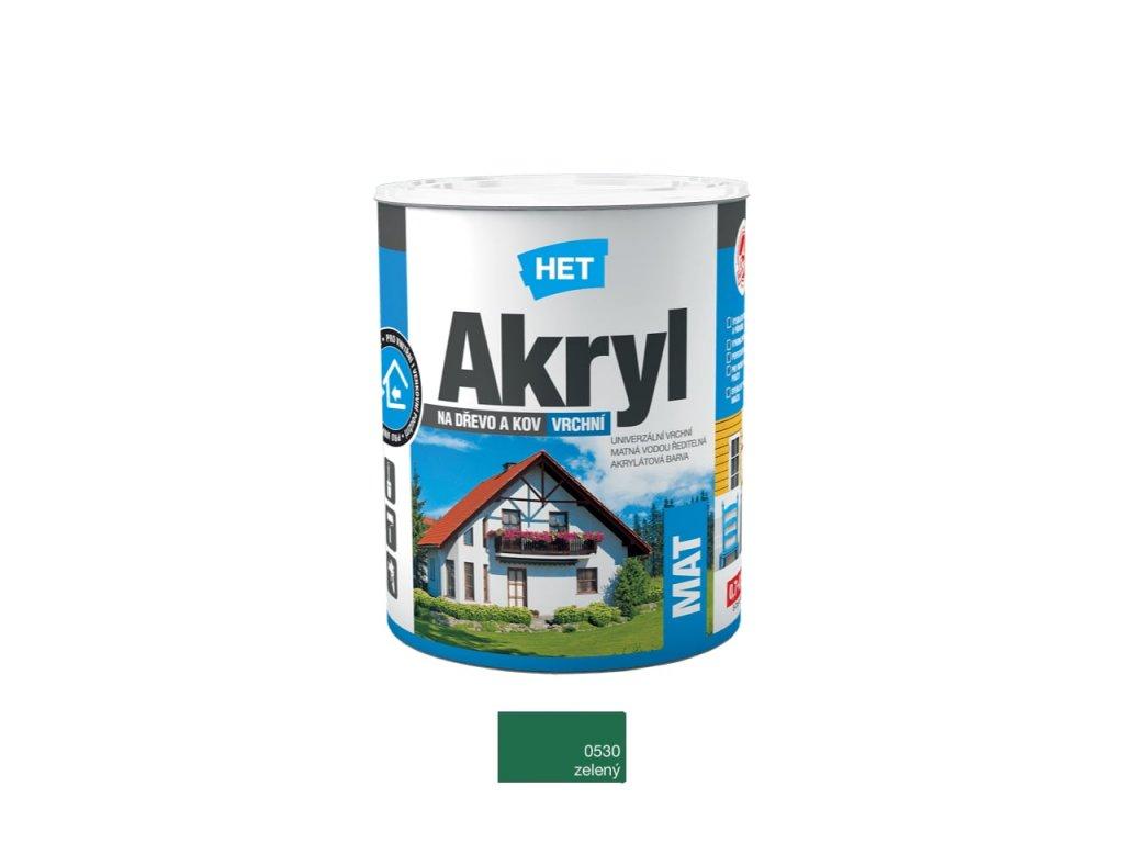 Het Akryl MAT 0530