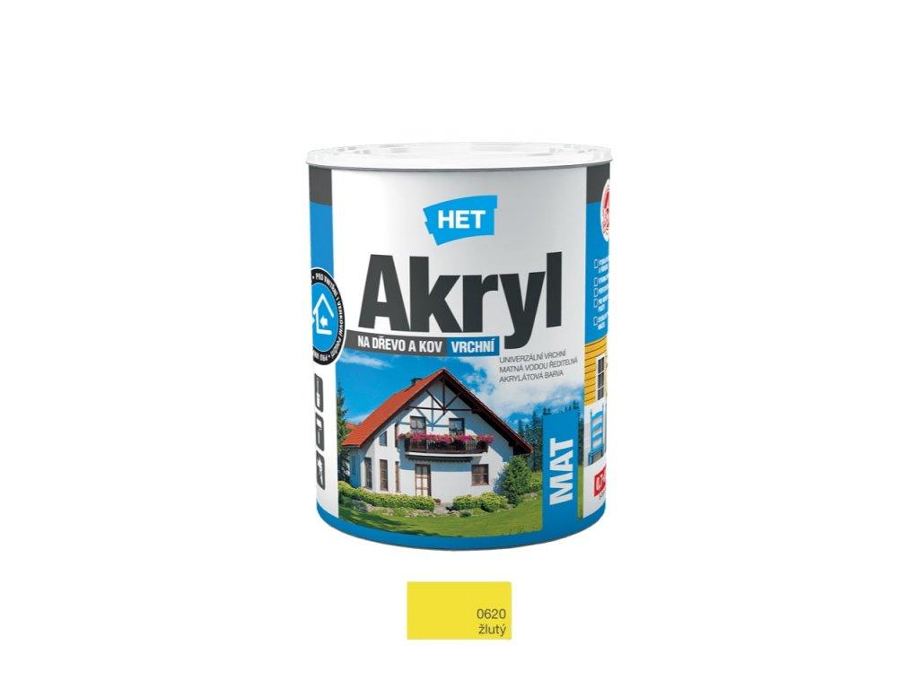 Het Akryl MAT 0620