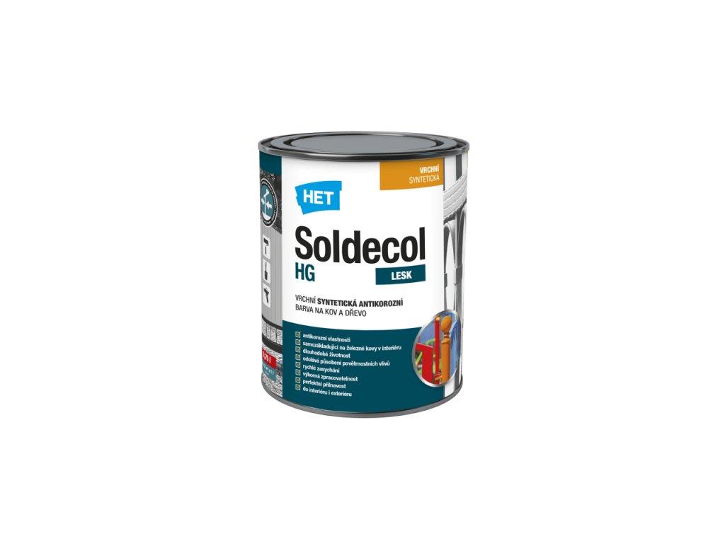 Soldecol HG 0 75l 8140